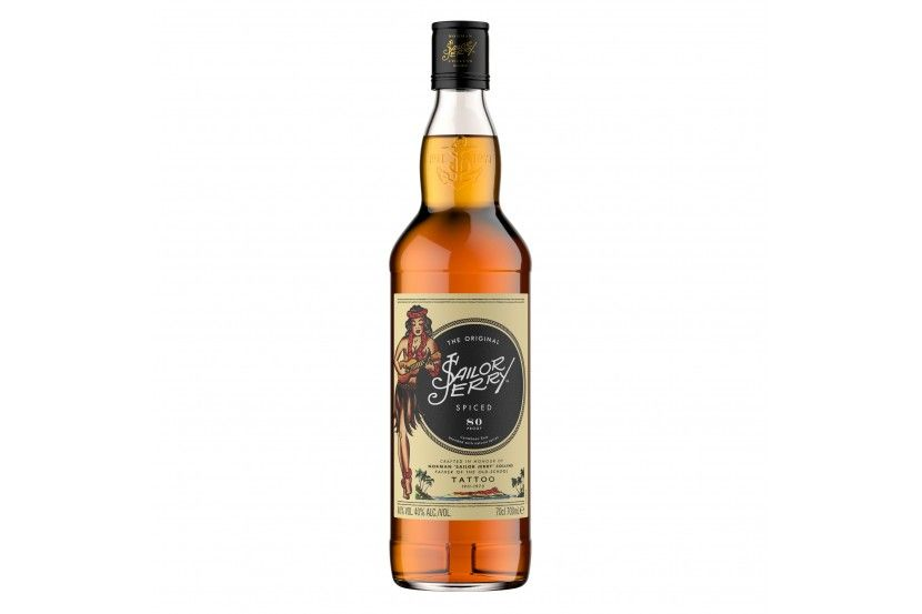 Rum Sailor Jerry Spice 70 Cl