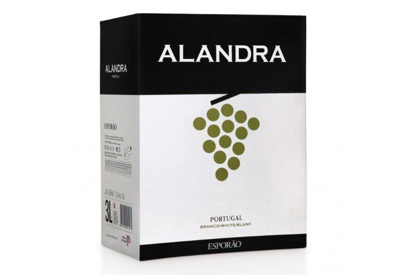 Vinho Branco Alandra 3 L