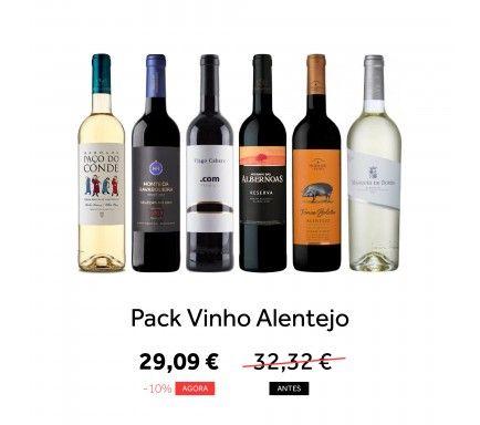 Pack Vinho Alentejo