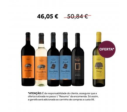 Pack Wine Herdade do Peso