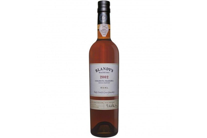 Madeira Blandy'S Bual 2002  50 Cl