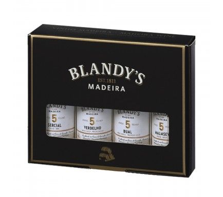 Pack 4X Blandy'S 0.5 Cl