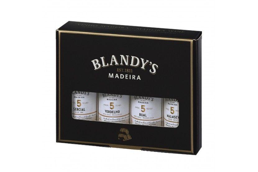 Pack 4X Blandy'S 0.5 Cl