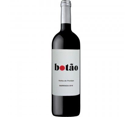 Red Wine Botão Vinha do Pombal 2018 75 Cl
