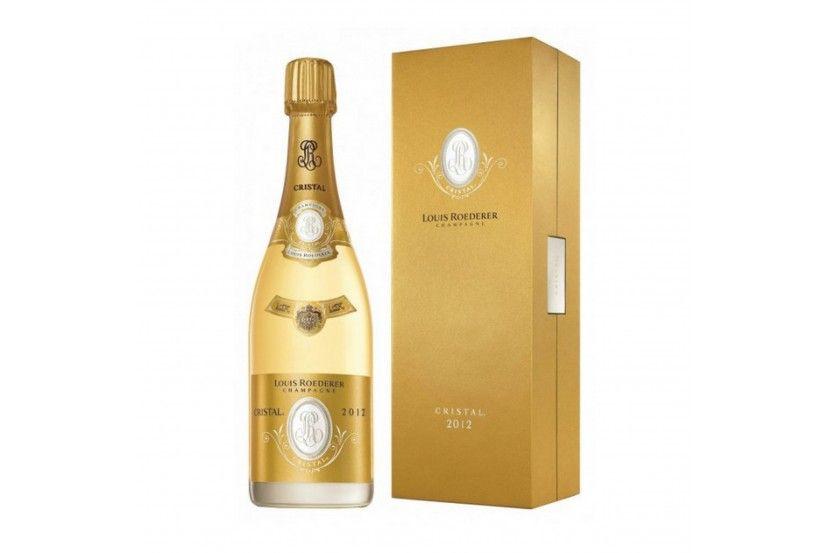Champagne Louis Roederer Cristal Brut 2012 75 Cl