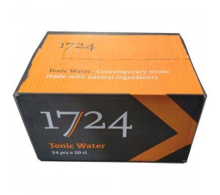 Agua Tonica 1724 20 Cl  -  (Pack 24)