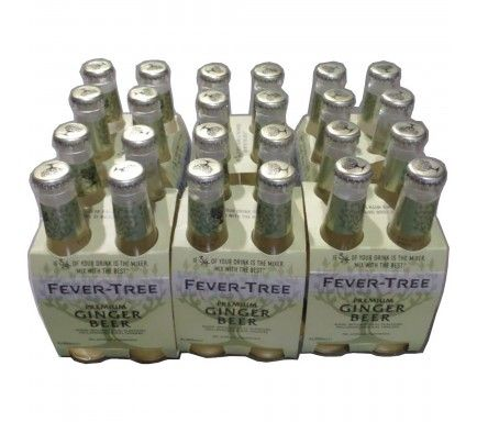 Fever Tree Ginger Beer 20 Cl  -  (Pack 24)