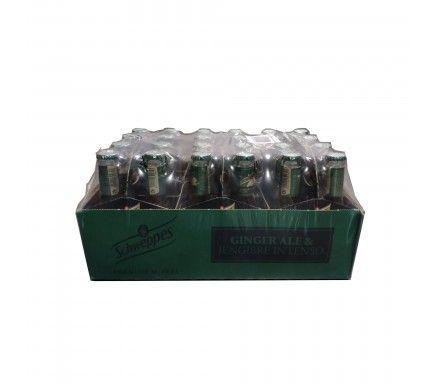 Schweppes Premium Ginger Beer 20 Cl  -  (Pack 24)