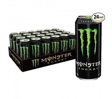 Monster Energy Green 50 Cl  -  (Pack 24)