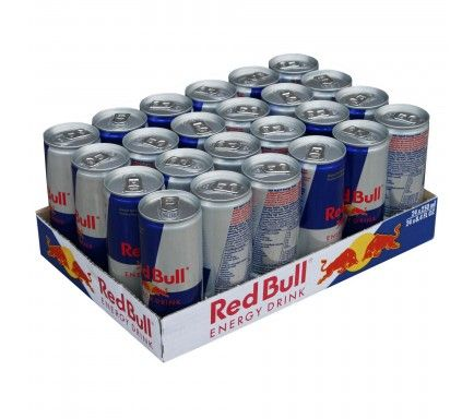 Red Bull Lata 25 Cl  -  (Pack 24)