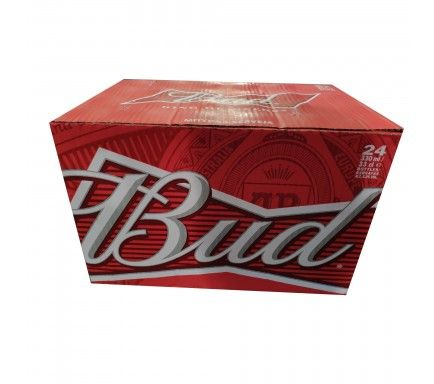 Beer Bud Gfa 33 Cl  -  (Pack 24)