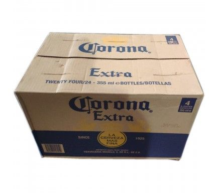 Beer Corona Extra 35 Cl  -  (Pack 24)