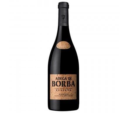 Vinho Tinto Borba Reserva Cortiça 75 Cl