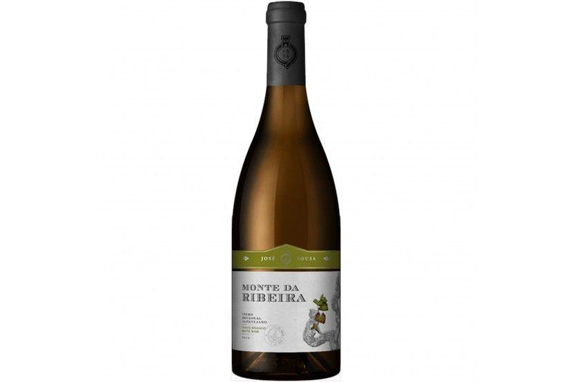 White Wine Monte Da Ribeira 75 Cl