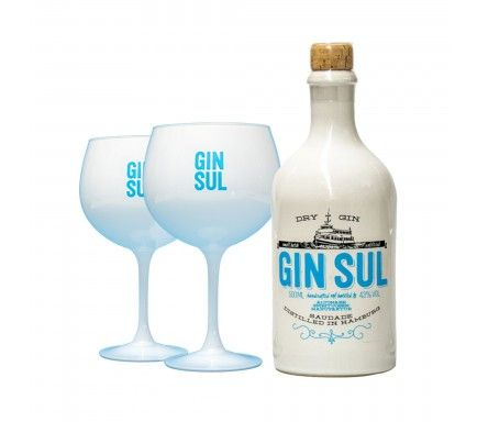 Pack Gin Sul + 2 Copos