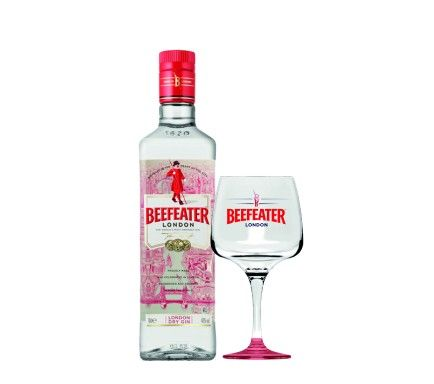 Gin Beefeater 70 Cl Com Copo