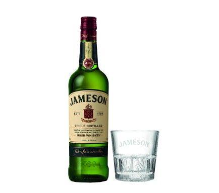 Whisky Jameson 70 Cl Com Copo