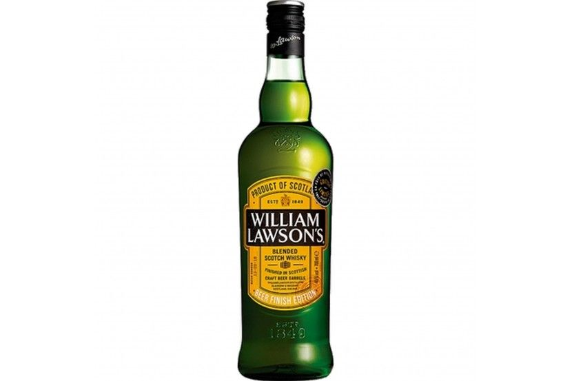 Whisky William Lawson's Beer Cask 70 Cl