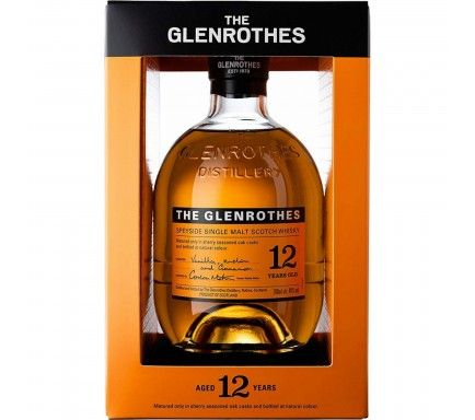 Whisky Malt Glenrothes 12 Anos 70 Cl