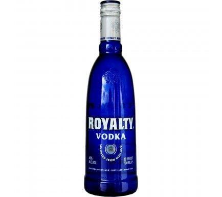 Vodka Royalty Blue 70 Cl