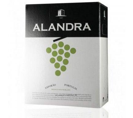 Vinho Branco Alandra 5 L