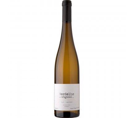 Vinho Branco Verdelho Dos Açores 2018 75 Cl