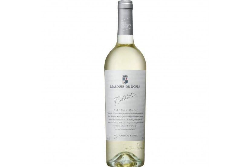 White Wine Marques De Borba 75 Cl