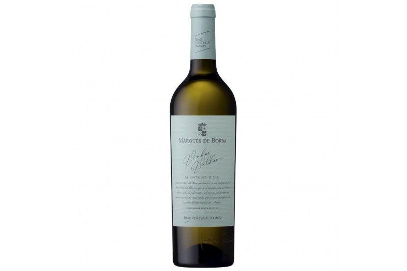 White Wine Marques De Borba Vinhas Velhas 75 Cl