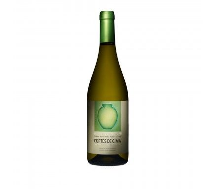 White Wine Cortes De Cima 75 Cl