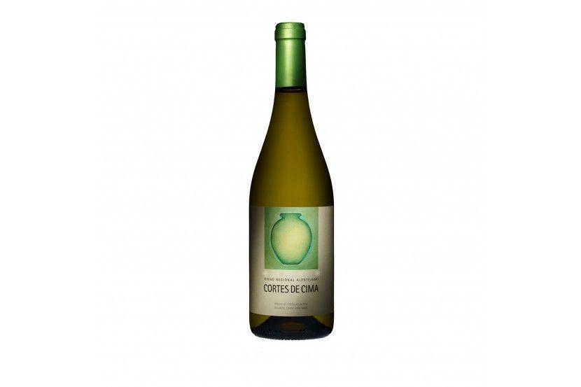 White Wine Cortes De Cima 75 Cl