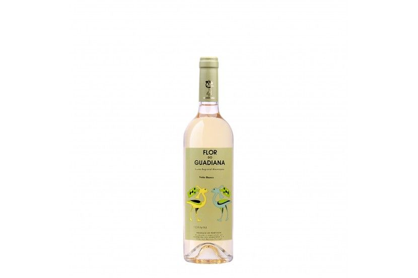 Vinho Branco Flor Guadiana 37 Cl