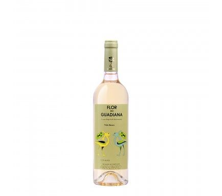 White Wine Flor Guadiana 37 Cl