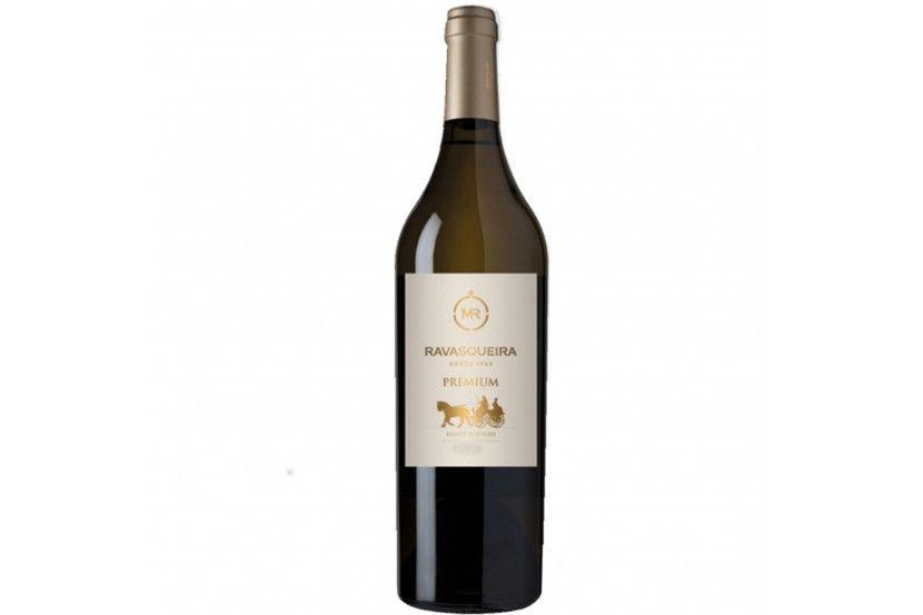 White Wine Monte Ravasqueira Mr Premium 75 Cl