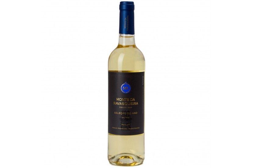 Vinho Branco Monte Ravasqueira Seleção 75 Cl