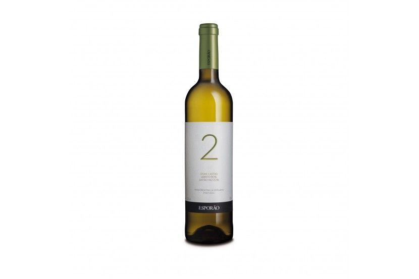 Vinho Branco Esporão Duas Castas 75 Cl