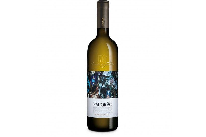 Vinho Branco Esporão Private Selection 2018 75 Cl