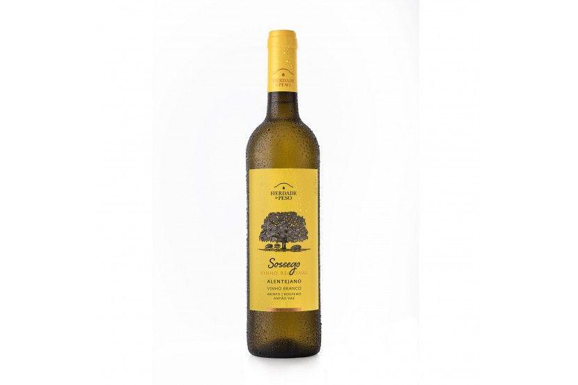 Vinho Branco Sossego 75 Cl