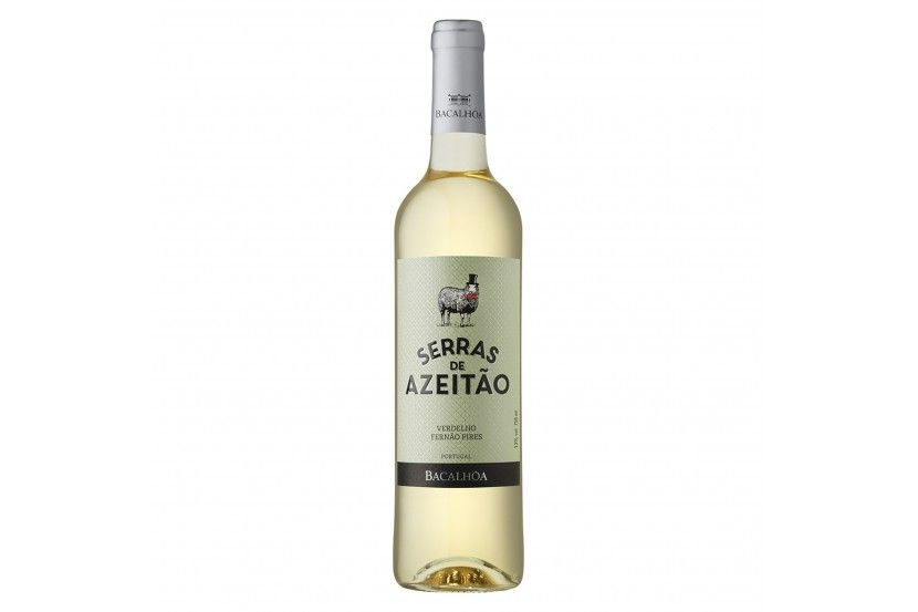 White Wine Serras De Azeitão 75 Cl