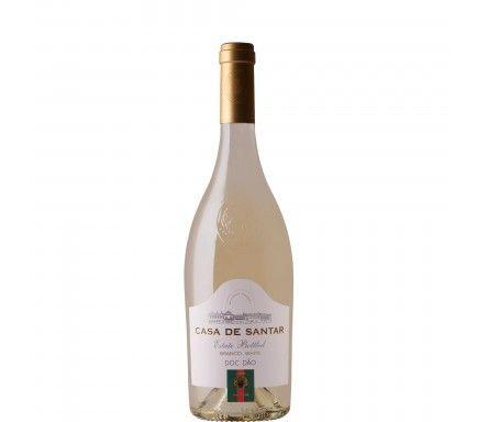 Vinho Branco Dão Casa De Santar 75 Cl