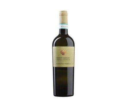 White Wine Verga Pinot Grigio 75 Cl