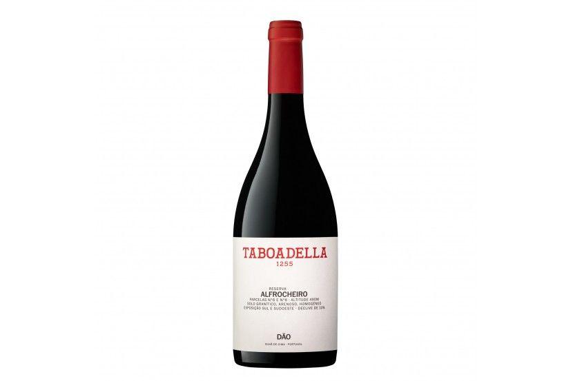 Red Wine  Dão Taboadella Reserva  Alfrocheiro 2018 75 Cl