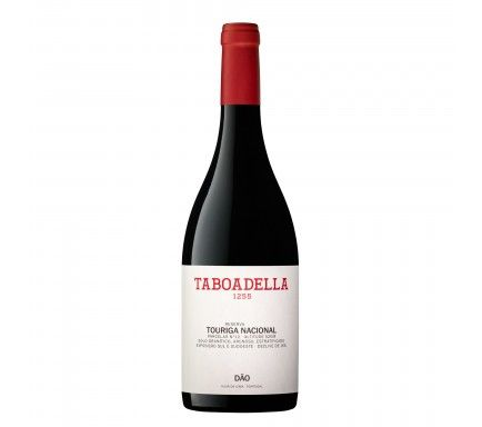 Red Wine  Dão Taboadella Reserva Touriga Nacional 2018 75 Cl