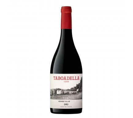 Red Wine  Dão Taboadella Grande Villae 2018 75 Cl
