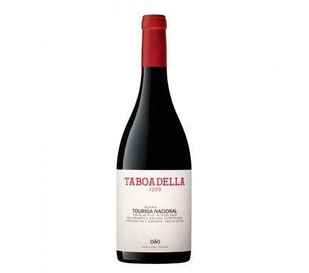 Red Wine  Dão Taboadella Reserva Touriga Nacional 2019 75 Cl