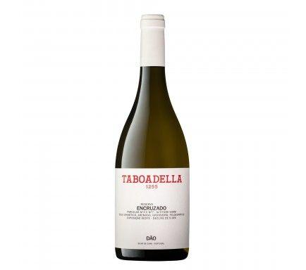 Vinho Branco  Dão Taboadella Reserva Encruzado 2018 75 Cl