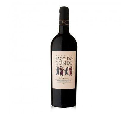 Vinho Tinto Paço Do Conde Reserva 75 Cl