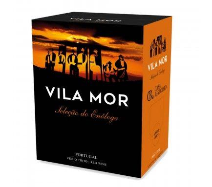 Vinho Tinto Vila Mor 10 L