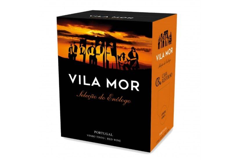 Red Wine Vila Mor 10 L