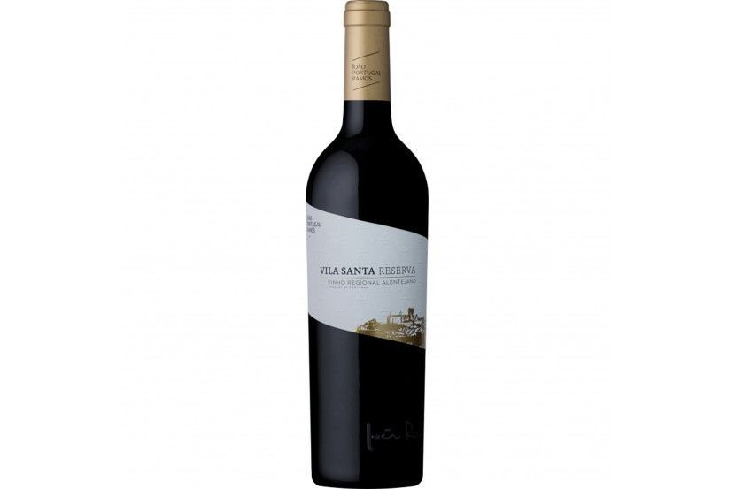 Red Wine Vila Santa Reserva 75 Cl