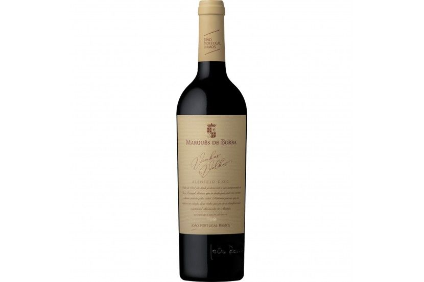 Red Wine Marques De Borba Vinhas Velhas 75 Cl